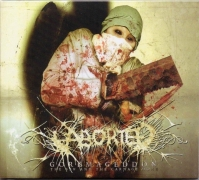 ABORTED - Digipak CD - Goremageddon The Saw And The Carnage Done + Bonus