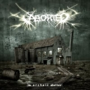 ABORTED - Digipak CD - The Archaic Abattoir + Bonus