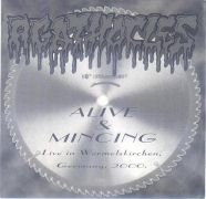 AGATHOCLES -CD- Alive & Mincing (Live In Wermelskirchen, Germany, 2000)
