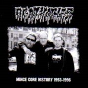 AGATHOCLES -CD- Mince Core History 1993 - 1996
