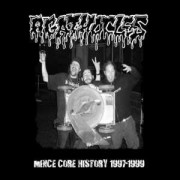 AGATHOCLES -CD- Mince Core History 1997 - 1999