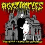 AGATHOCLES -CD- This is Not a Threat, It's a Promise