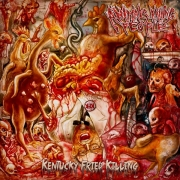 ANIMALS KILLING PEOPLE - CD - Kentucky Fried Killing Re-issue + Bonus