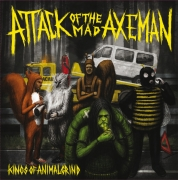 "ATTACK OF THE MAD AXEMAN - 12"" LP - Kings Of Animalgrind"