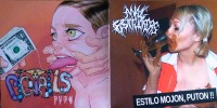 Pigtails / Anal Fistfuckers / Rektal Fetus / Gonorrea -CD Split- 4 Way