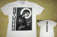 BATUSHKA - Virgin Mary - black/white - T-Shirt size S