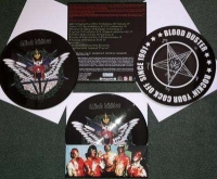 BLOOD DUSTER - Picture 12'' LP - Blood Duster