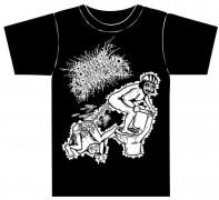 BRUTAL SPHINCTER - Toilet - T-Shirt