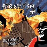 "BIRDFLESH -12"" LP- The Farmers' Wrath  (black Vinyl)"