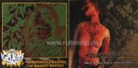 DECOMPOSING SERENITY / VOMITOMA -CD Split-