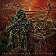 DISSOLUTION - CD - Opposite Of Progression