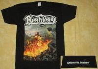 FLESHLESS - Dethroned in Shadows - T-Shirt