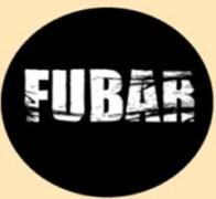 FUBAR - Logo - Button/Badge/Pin (36)