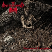 "GOATBLOOD - 12"" LP -  Veneration Of Armageddon (black Vinyl)"