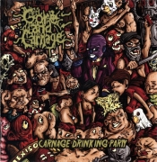 GORE & CARNAGE - CD - Carnage Drinking Party