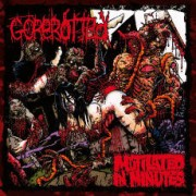 "GOREROTTED -12"" PictureLP- Mutilated in Minutes"