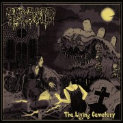 """free at 150€+ orders: GRAVEYARD GHOUL -12"""" LP- The Living Cemetery"""