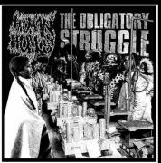 HUMAN HUMUS - MCD -  The Obligatory Struggle