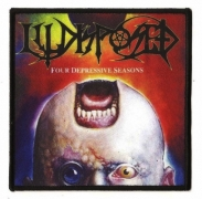 ILLDISPOSED - Four Depressive Seasons - printed Patch