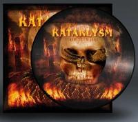 """KATAKLYSM -12"""" Gatefold Picture LP- Serenity in Fire"""
