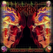 KONKHRA - Digipak - CD - Weed Out Of The Weak + Bonus