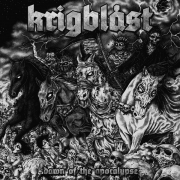 KRIGBLAST - CD - Dawn Of The Apocalypse