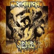 "KADAVERFICKER / SEMEN -split 7"" EP-"