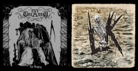 LIK / UNCANNY - split 7'' EP - Only Death Is Left Alive / The Reaping