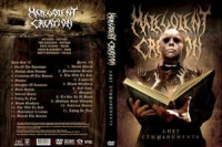MALEVOLENT CREATION - DVD - Lost Commandments
