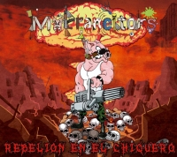 MARRANEITORS - Digipak CD - Rebelion en el Chiquero