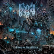MASTICATION OF BRUTALITY UNCONTROLLED -CD- Preemptive Space Warfare