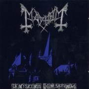 MAYHEM - CD -  De Mysteriis Dom Sathanas