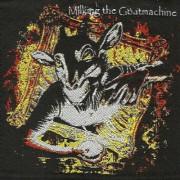 MILKING THE GOATMACHINE - Clockwork Udder - Woven Patch