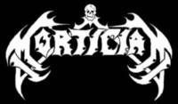 MORTICIAN - Logo - Printed Patch