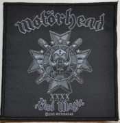 MOTÖRHEAD - Bad Magic - woven Patch
