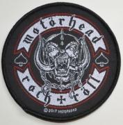MOTORHEAD - Biker Badge - woven Patch