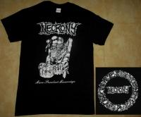 NECRONY - Mucu-Purulent Miscarriage - T-Shirt