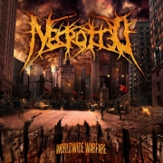 NECROTTED - CD - Worldwide Warfare