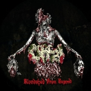 OFFAL / DECREPITAPH - 12'' EP - Bloodshed From Beyond / Obsessed With