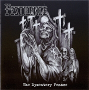 PESTILENCE - CD - The Dysentery Penace (Demo Compilation)