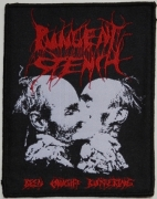 PUNGENT STENCH - Been Caught Buttering - woven Patch