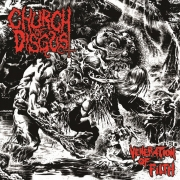 CHURCH OF DISGUST - CD - Veneration of Filth