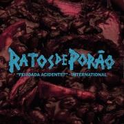 RATOS DE POARO - 12'' LP - Feijoada Acidente - International