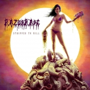 RAZORRAPE - CD - Stripped to Kill