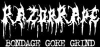 RAZOR RAPE - Logo - Printed Patch