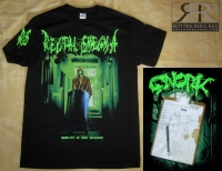 RECTAL SMEGMA - Quality is Our Mission - T-Shirt size S