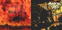 free at 10€+ orders: OBSCURE OATH / SLAUGHTER OF THE INNOCENTS -Split CD-