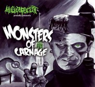 MUCUPURULENT -Digipak CD- Monsters of Carnage