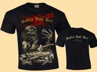 Rotten Roll Rex - est 06.06.2006 - T-Shirt