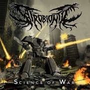 SAPROBIONTIC - CD - Science Of War